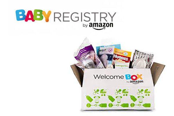 amazon baby registry welcome box