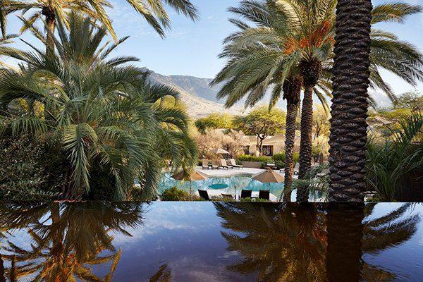 miraval arizona resort spa property view