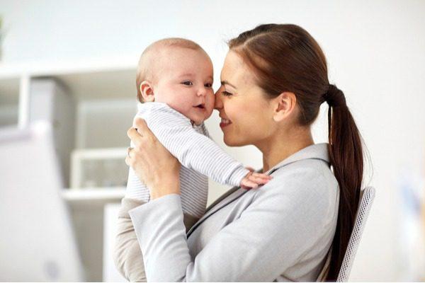 Bring Baby To Work New Hampshire Program