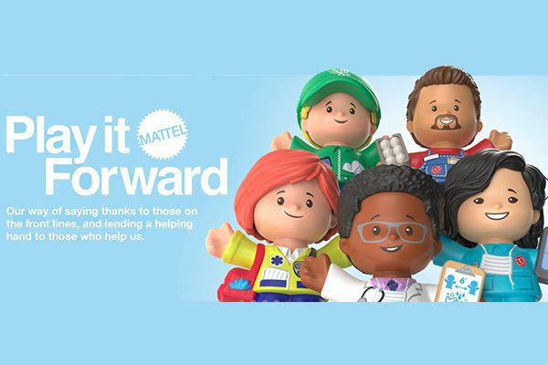mattel play it forward dolls