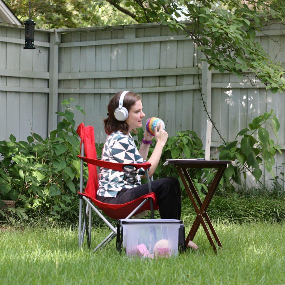Memphis mom maker Emily Mulqueen birth doula lactation consultant