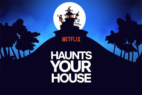 netflix haunts house