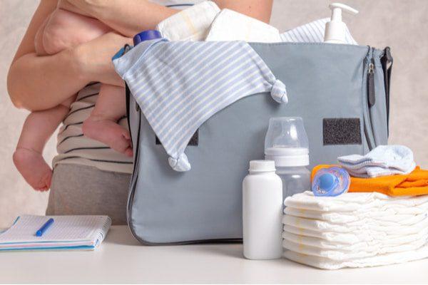 Diaper Bag Organization Best