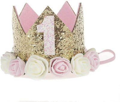 Haomaomao Baby Princess Tiara Crown