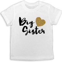 Oliver and Olivia Apparel Big Sister Shirt