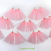 Originals Group Baby Pink Tutu Table Skirt