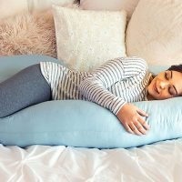 Snoogle body pillow