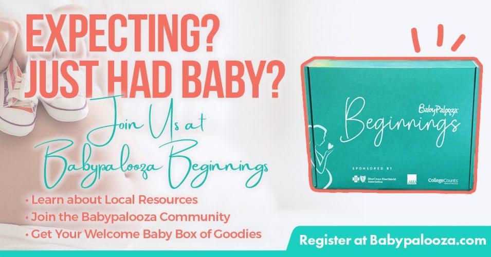Babypalooza Beginnings Invite