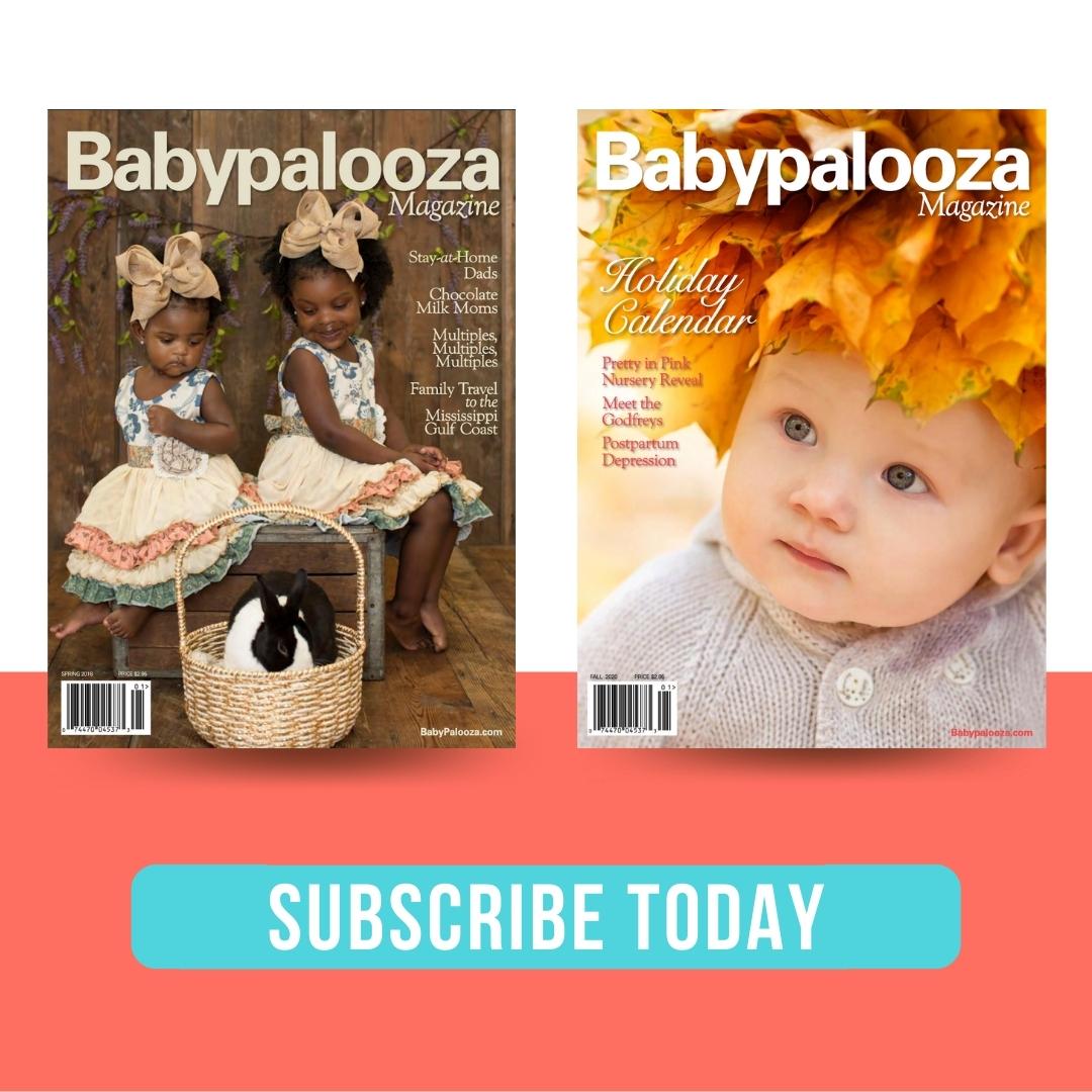 Babypalooza Magazine Subscription