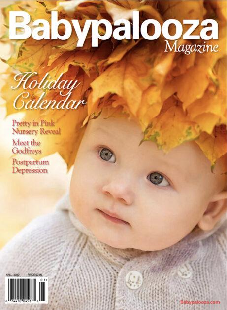 Babypalooza Magazine Fall 2020