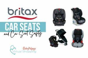 Car Seat Safety - Britax - 600x400
