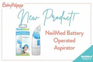 Neilmed Battery Operated Aspirator