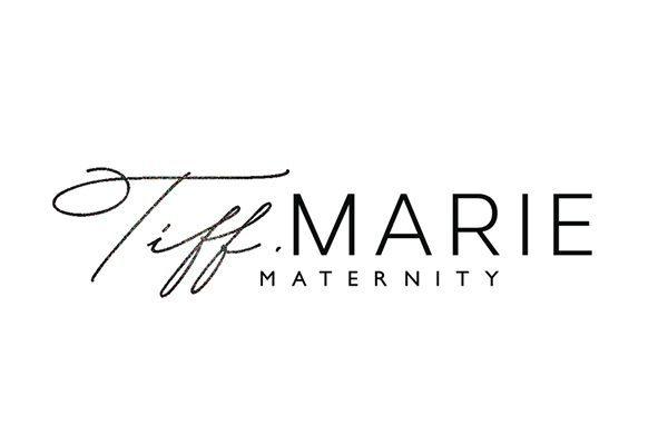 TiffMarie Maternity logo